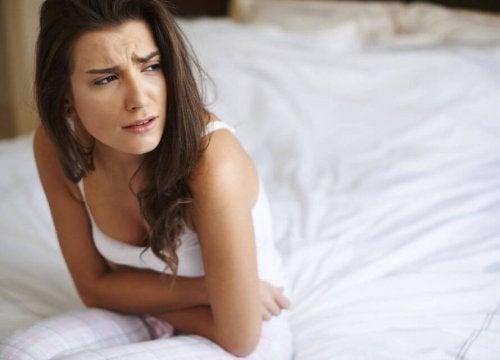 Dolore alle ovaie durante il ciclo