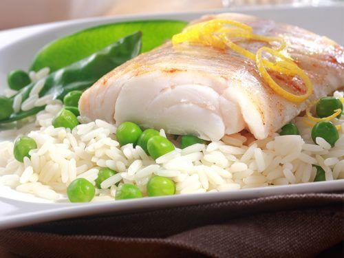 Pesce e riso tra gli alimenti per perdere peso