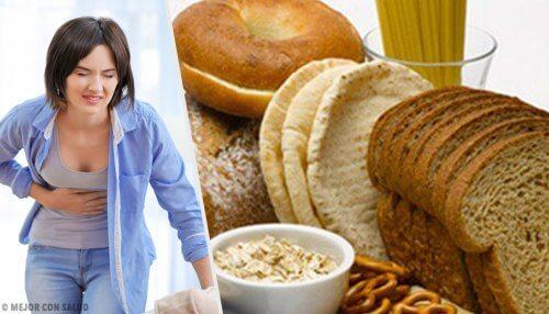 Intolleranza al glutine: sintomi e trattamento