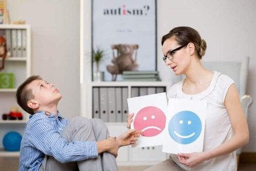 Sintomi della sindrome di Asperger
