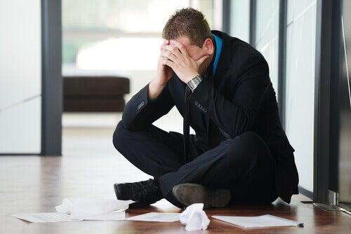 Stress lavorativo per il superlavoro