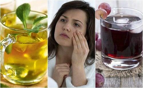 Bevande per trattare l'anemia in modo naturale