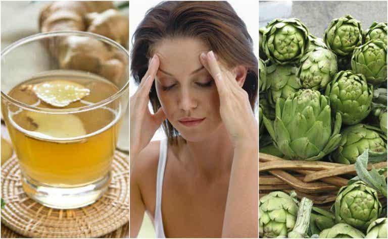 5 rimedi naturali per calmare il dolore da emicrania