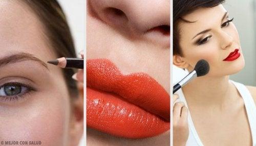 8 trucchi di bellezza per le ragazze con la pelle chiara