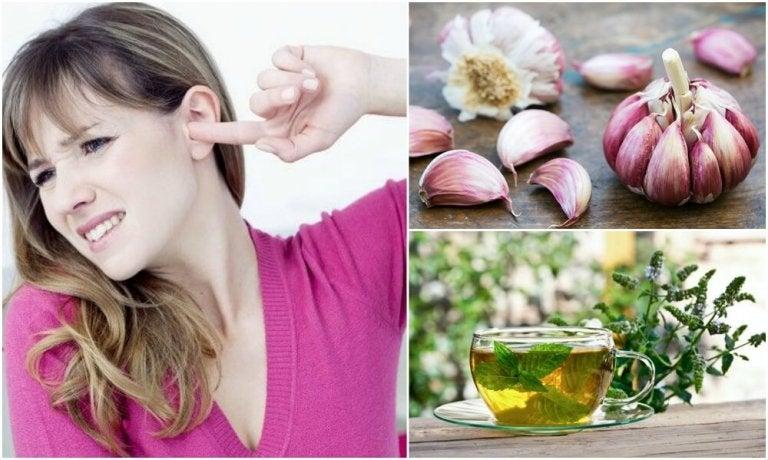 Ridurre gli acufeni: 5 rimedi naturali