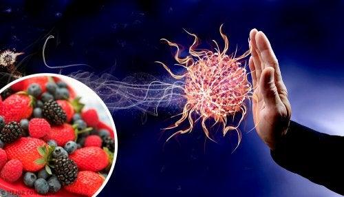 dieta x aumentare le difese immunitarie