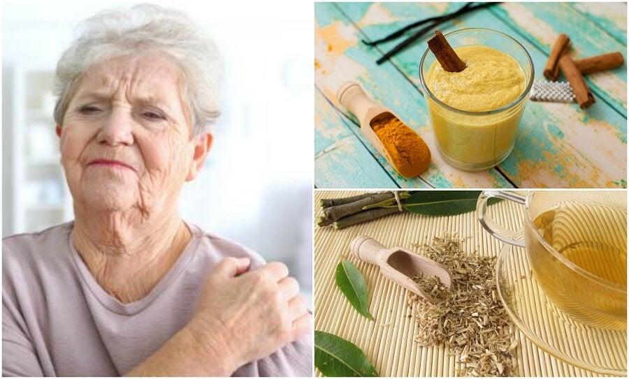 Dolore causato dall'artrite: 6 rimedi