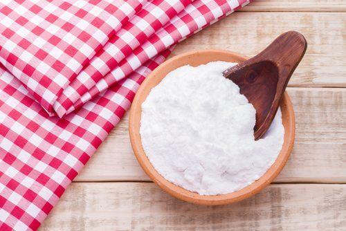 Bicarbonato di sodio - Per rimuovere la tinta