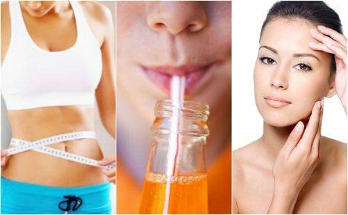 Smettere di bere bibite produce 8 cambiamenti radicali
