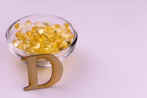 Eccesso di vitamina D: conseguenze