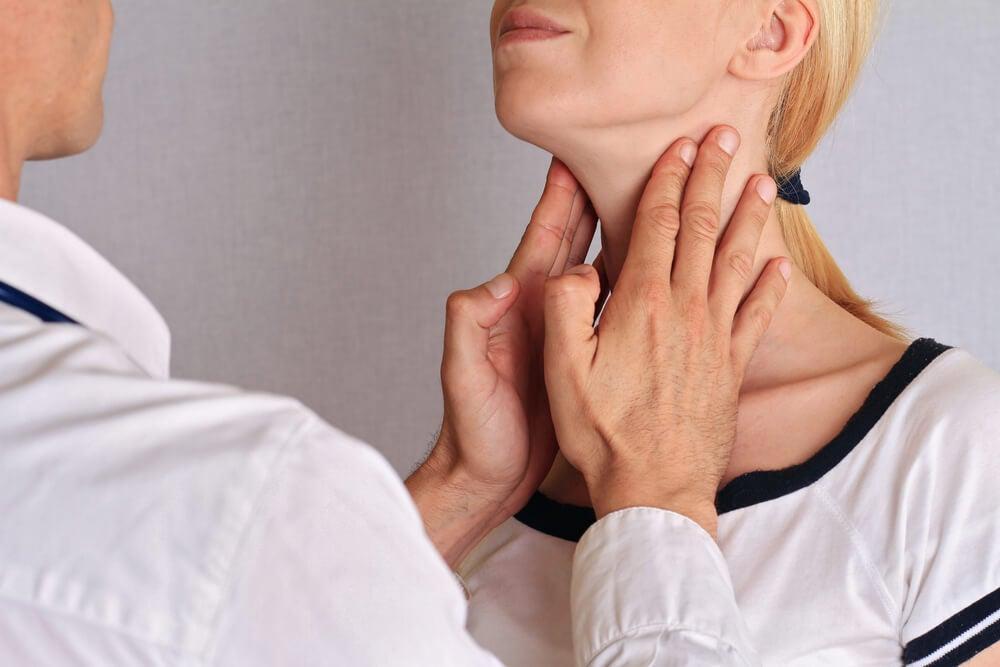 Controllo della tiroide