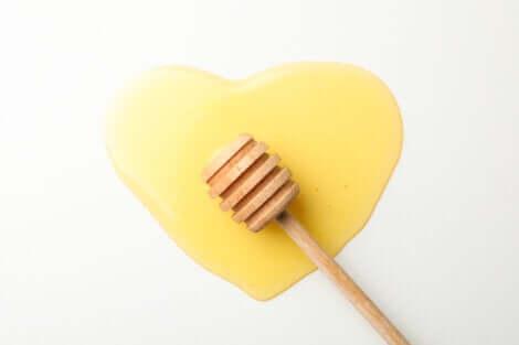 Cuore di miele.