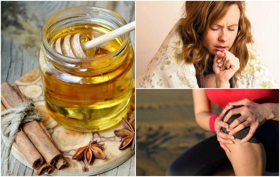 Cannella e miele: 8 benefici medici