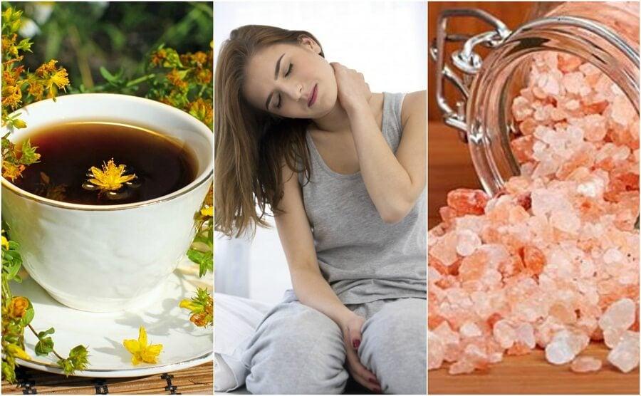 Dolore cervicale: 5 rimedi naturali per donare sollievo
