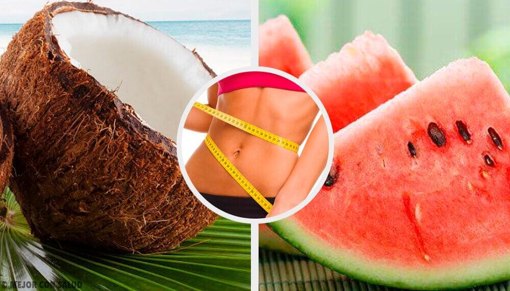 Quali frutti bruciano più grassi?