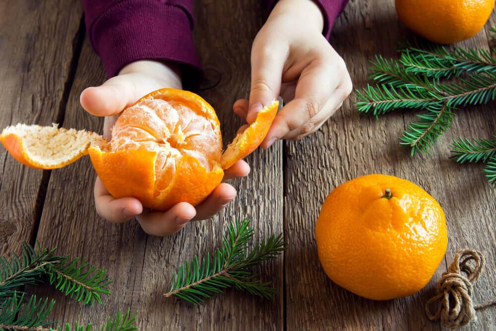 Proprietà del mandarino: perché includerlo nella dieta