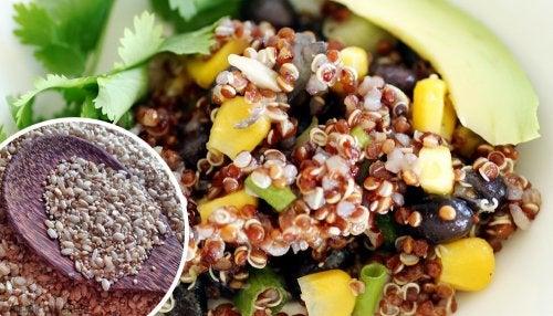 3 ricette con la quinoa che adorerete