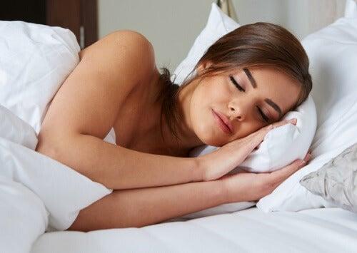 Dormire bene e a sufficienza