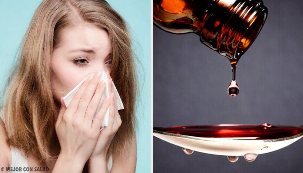 Sciroppi naturali per la tosse: ricette