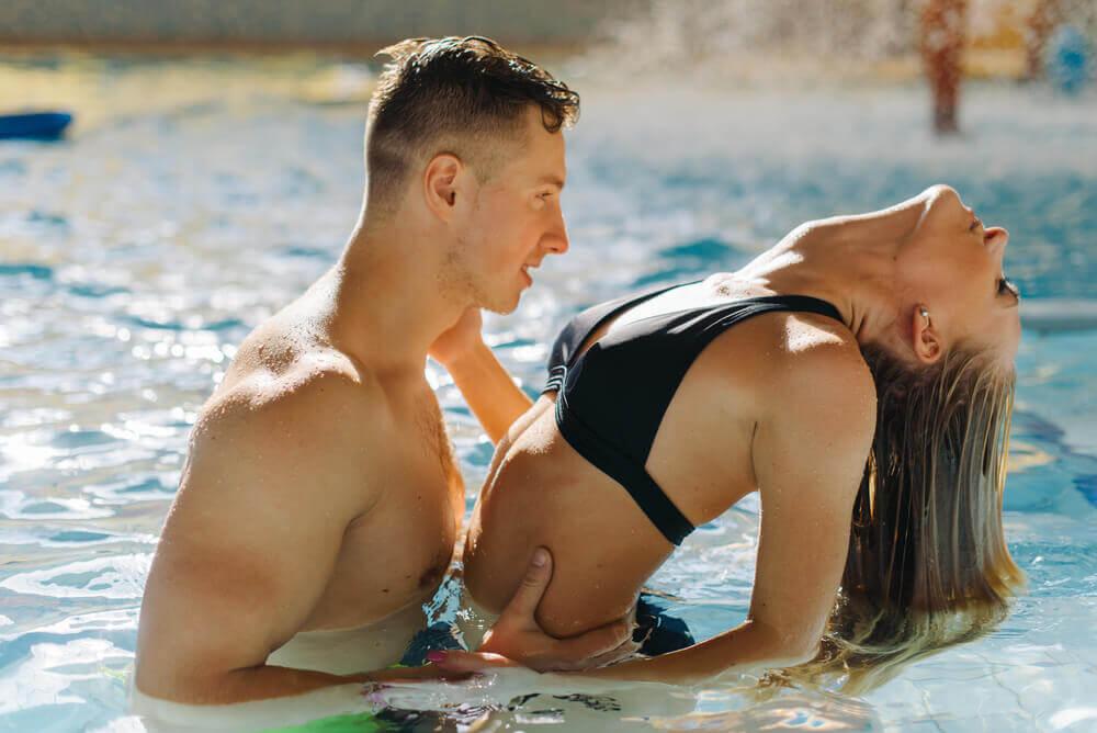 6 consigli per fare sesso in acqua