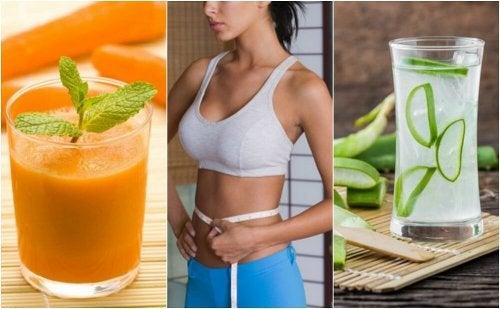 migliore bevanda del mattino per ridurre il grasso della pancia