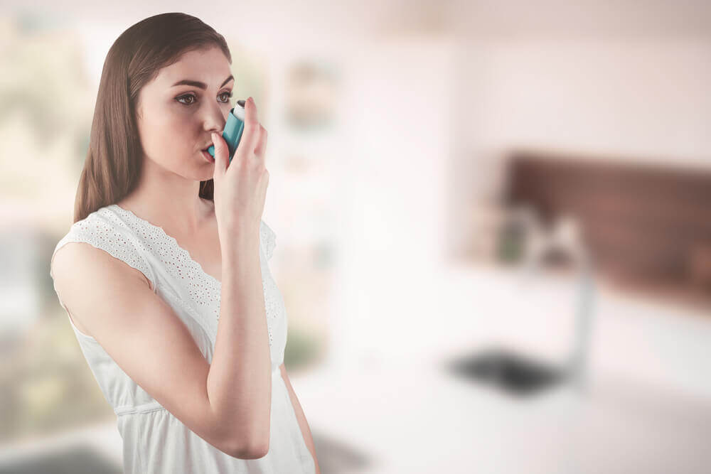 inalatore asma