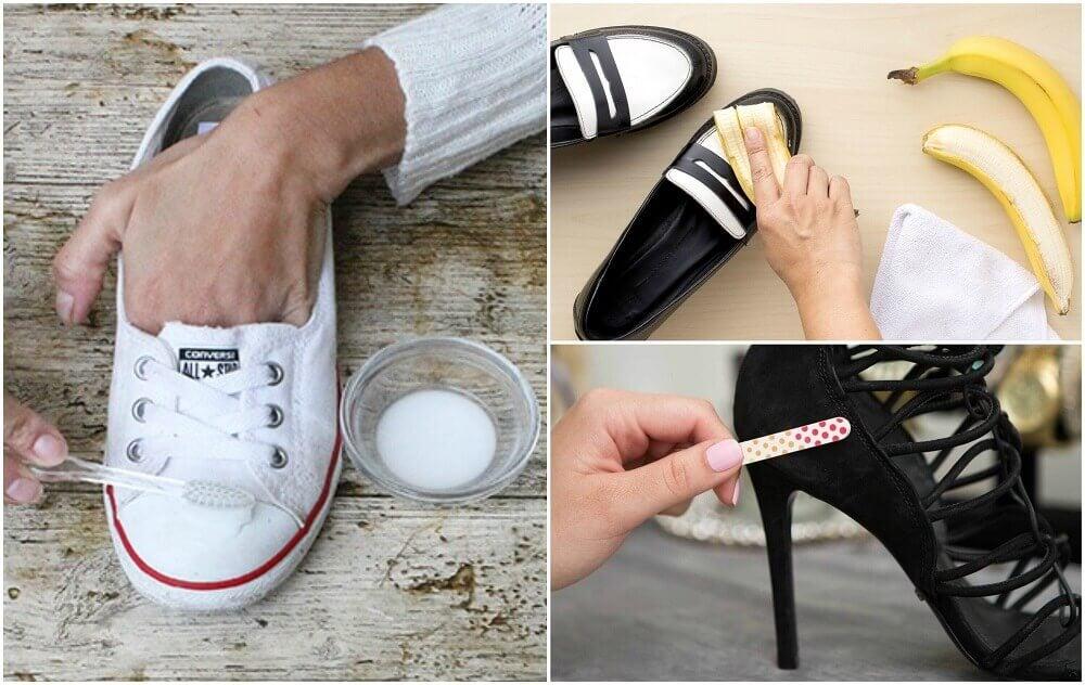 Scarpe come nuove grazie a 10 trucchi - Vivere più sani 9436134f976