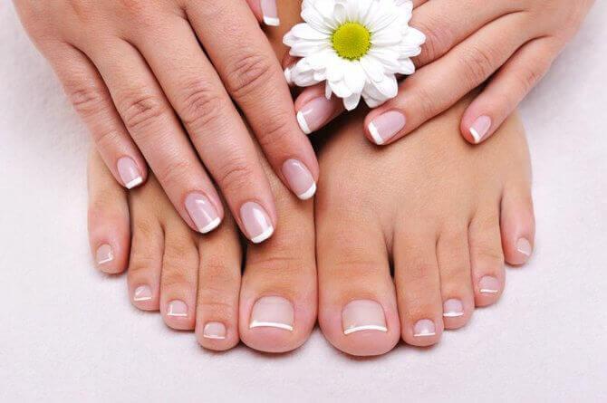 Trattamento naturale per i problemi alle unghie