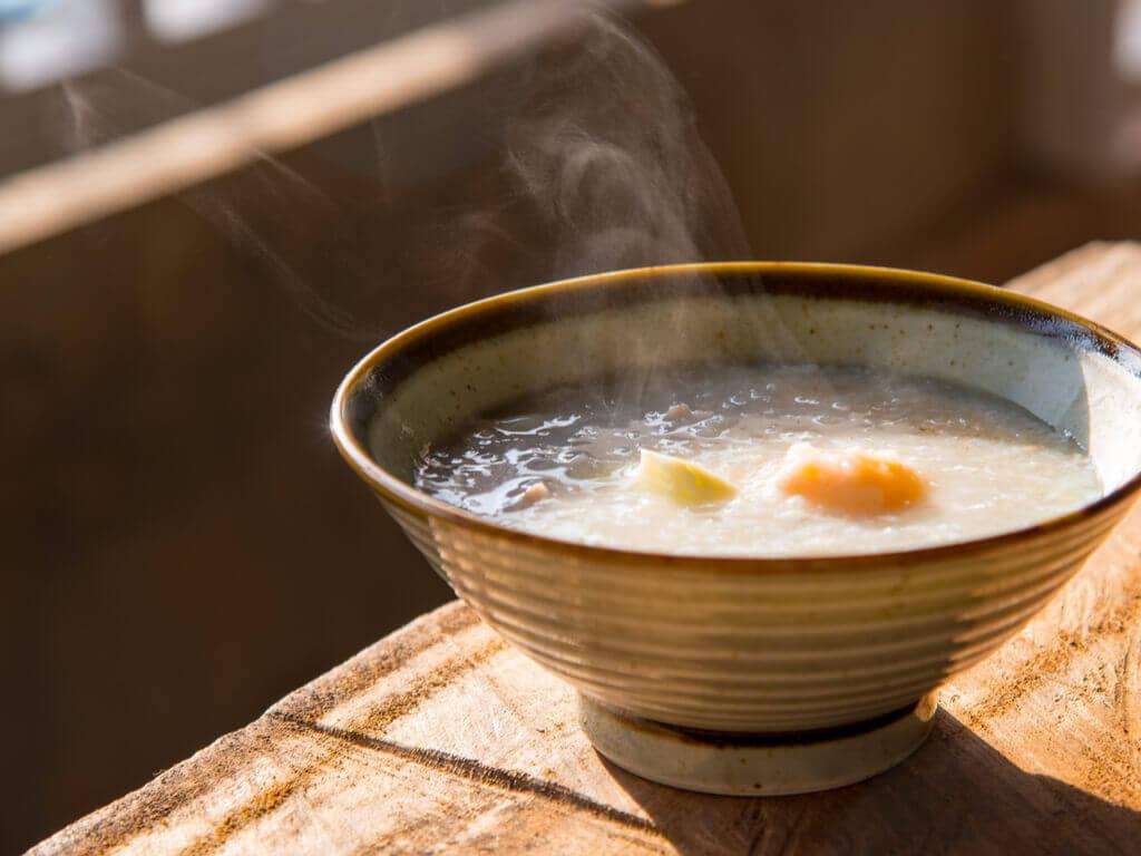 Zuppa di riso