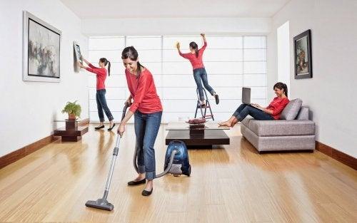 Non Riesco A Tenere In Ordine La Camera : Mantenere la casa pulita: 10 consigli vivere più sani