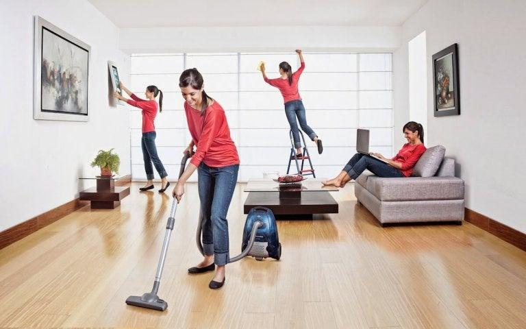 Mantenere la casa pulita: 10 consigli