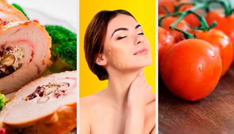 Produzione di collagene: 4 alimenti