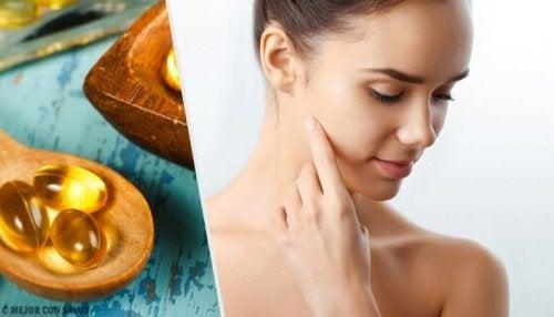 Vitamina E per la pelle: come usarla