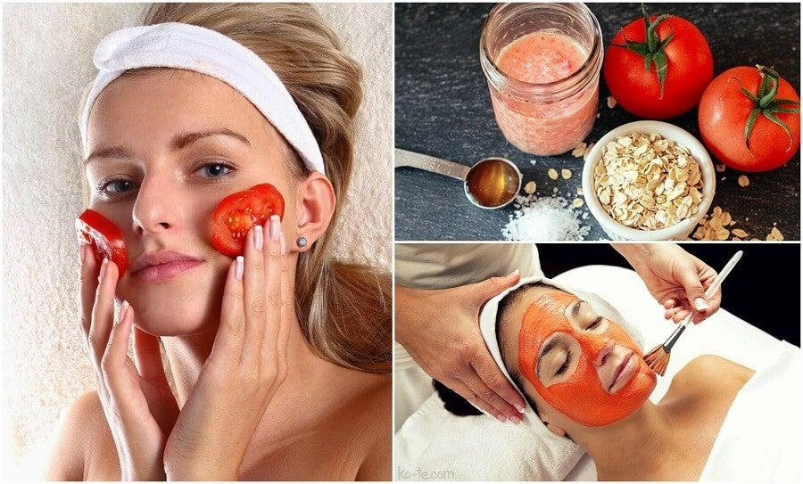 Usi cosmetici del pomodoro: efficaci ed economici