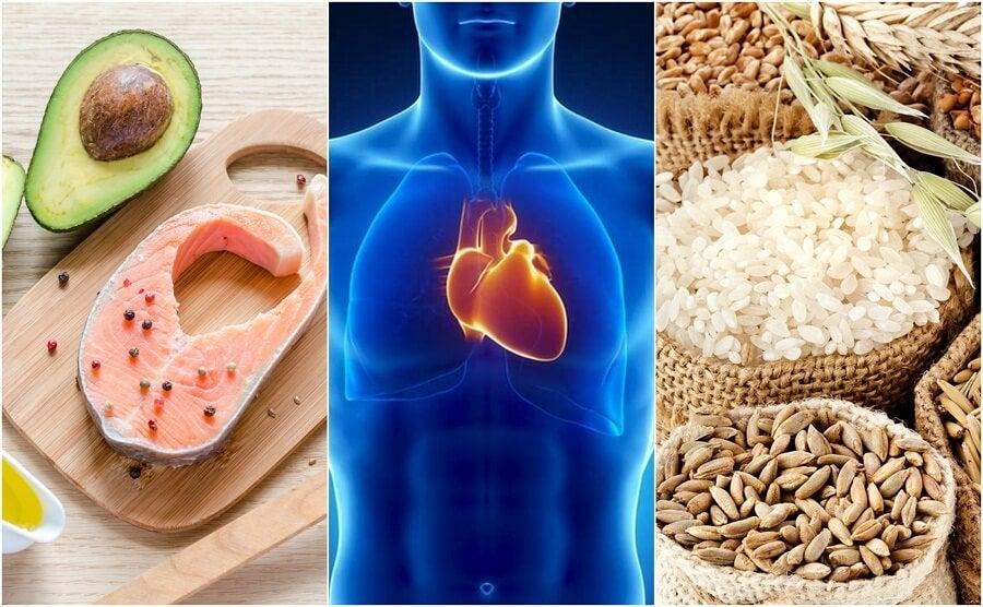 Salute cardiaca: 6 corrette abitudini alimentari