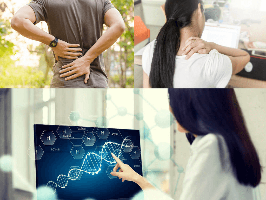 6 possibili cause del mal di schiena