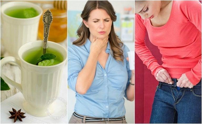 Prevenire il reflusso gastroesofageo