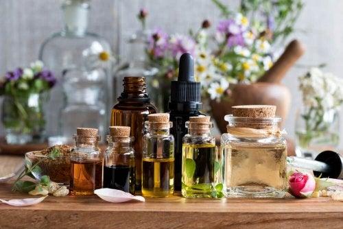 Migliorare il proprio aspetto con oli essenziali