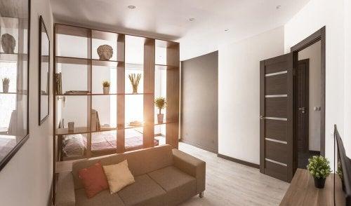 9 separatori d'ambienti per la vostra casa