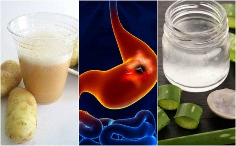 Guarigione dall'ulcera gastrica: rimedi naturali