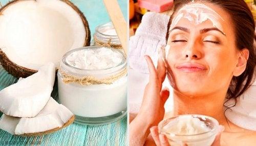 Usi dell'olio di cocco nella cosmesi