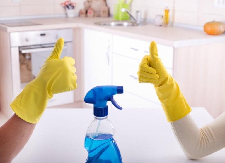Igienizzare il bagno: il modo migliore