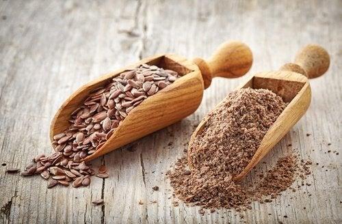 Come preparare questo rimedio a base di semi di lino
