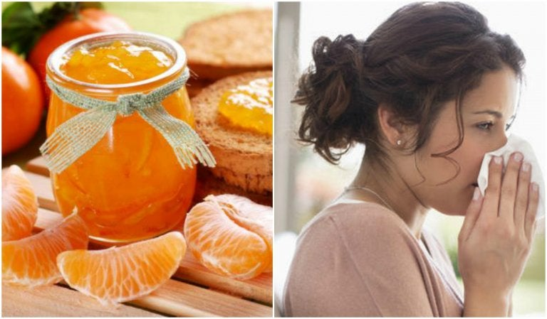 Marmellata di mandarini per rafforzare le difese