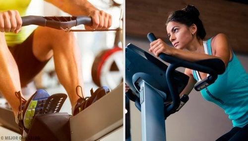 informazioni su come perdere peso in palestra
