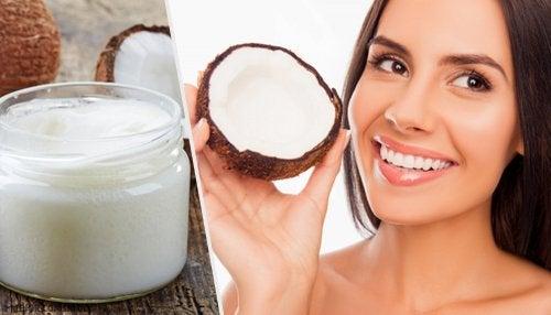 Dentifricio con olio di cocco: benefici