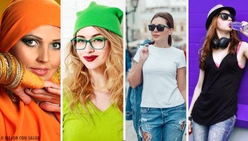 Influenza dei colori sulle persone