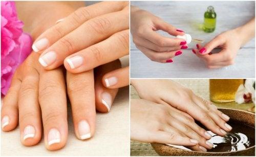 Migliorare l'aspetto delle unghie: 5 trattamenti