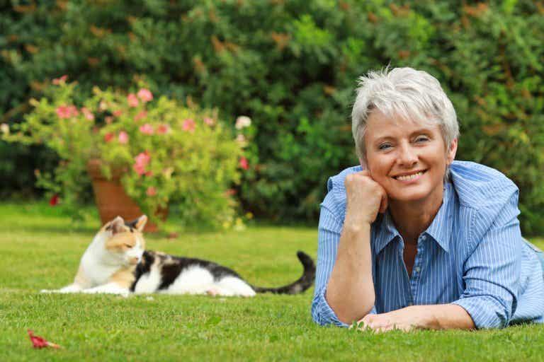 Felici e in salute durante la menopausa
