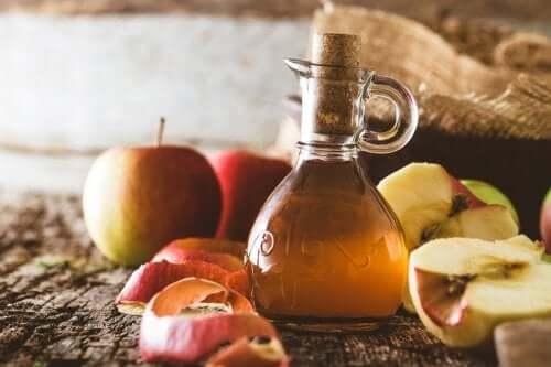 aceto di mele per lavori di perdita di peso